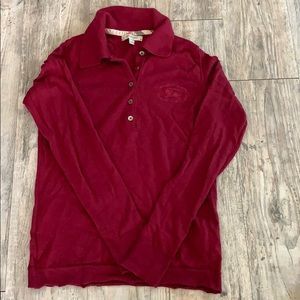 Burberry Cashmere Sweater Size M